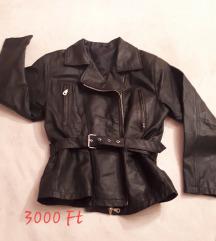 Bőr dzseki 40-es
