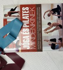 Jóga és Pilates nagykönyv