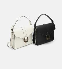 Új cimkés fekete Zara táska