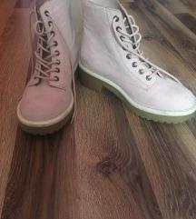 H&M rózsaszín bakancs