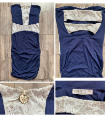 My77 kék ruha