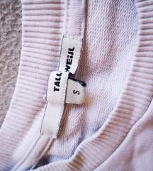 Tally weijl fehér pulcsi