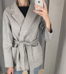 Zara szürke átmeneti kabát