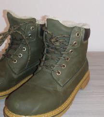 katonai zöld bakancs 38