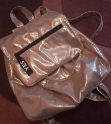 Rosegold színű táska