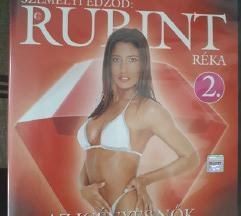 Rubint Réka DVD-k, 4 db egyben - 1500 Ft