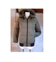 FBSISTER NEW YORKER khaki bélelt kabát S