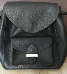 Zara fekete hátizsák