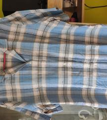 C&A-s világoskék, rövid ujjú férfi ing