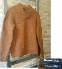 Massimo Dutti férfi kötött pulóver
