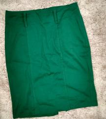 Zöld szoknya