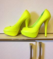 Új Farasion cipő magassarkú