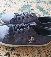 Mickey egeres tornacipő