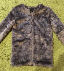 Szőrme bunda kabát