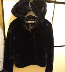 camaieu  szőrme kabát  s/m 36/38