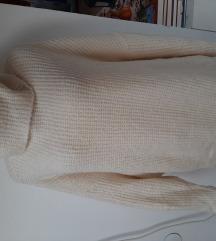 Vastag kötött pulcsi