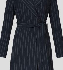 Orsay sötétkék átmeneti kabát ÚJ! Címkés 34/36