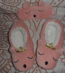 ♡ Cuki rózsaszín papucs szett ♡