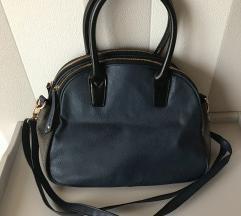 F&F kék-szürke táska - ÚJ