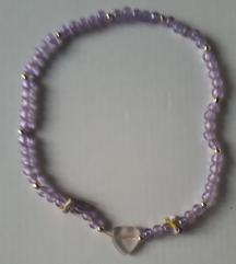 Gyöngy nyaklánc (kis méret) - csere vagy 150 Ft