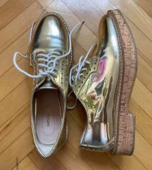 Arany oxford cipő