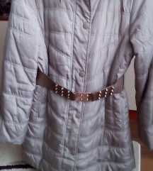 Barna L-es téli kabát