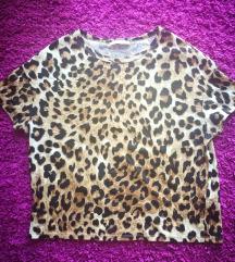 Zara állatmintás póló