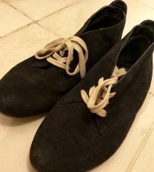 Graceland velúr félcipő