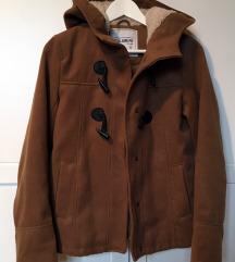 Pull&Bear dzseki, kabát S