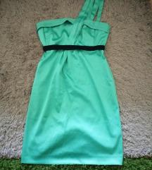 Zöld alkalmi ruha NEM cserélem