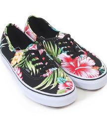 ÚJ Vans Hawaiian Floral cipő