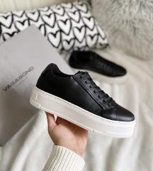 ÚJ Vagabond Judy platform bőr cipő 36