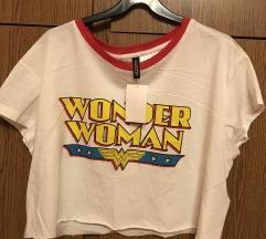 Wonder Woman croptop