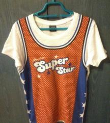 ÚJ Terranova Super Star férfi póló S-es