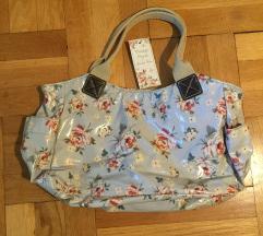 Virágos vízhatlan vintage táska
