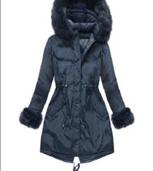 Amando téli Kabát ÚJ S méret kifordítható