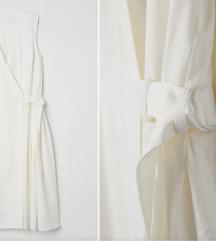 átlapolós h&m nyári ruha