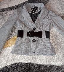 Amisu új karcsúsított kabát