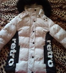 Retro kabát téli
