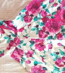 Gyönyörű New Look virágos nyári ruha minőségi! S