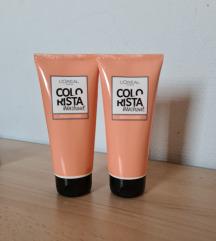 Colorista peach barack hajszínező