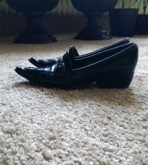 Claudio Dessi bőr lapos utcai cipő