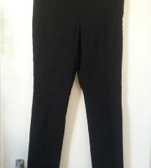 Orsay fekete szűk sztreccs nadrág, XS/S-es