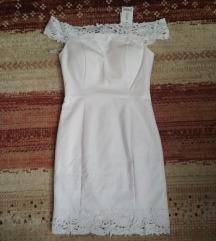 Orsay csipkés carmen ruha