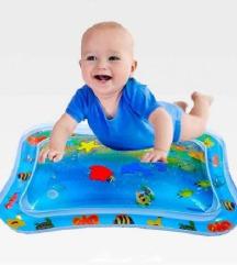 Új!Baba hasra fekvéshez - vizes matrac