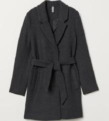 ÚJ h&m gyapjúkeverék kabát
