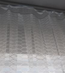 Hófehér függöny sötétitővel  eladó