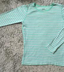 csíkos póló/ vékony pulcsi