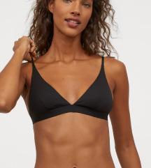 Címkés, H&M háromszög fazonú bikinifelső