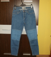 Topshop Mom jeans farmernadrág